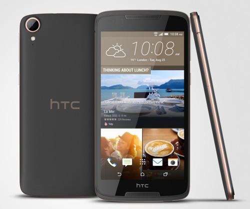 HTC Desire 830.