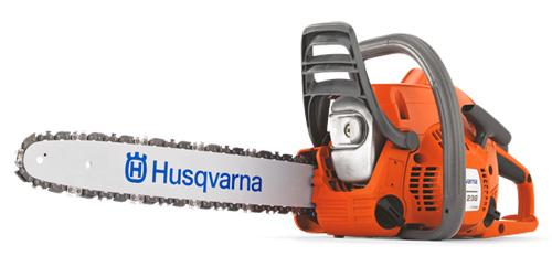 Husqvarna 236 – лучшая легкая бензопила рейтинга 2017 года.