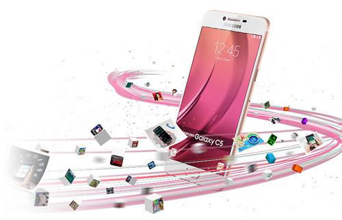 Samsung Galaxy C5 – лучший смартфон до 20000 р.