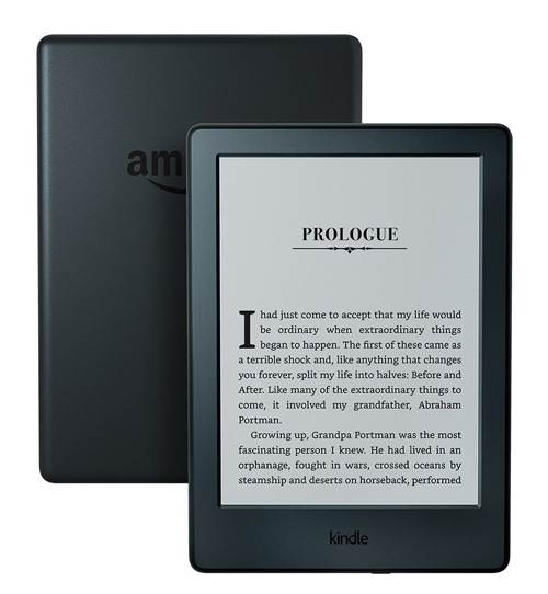 Читалка Amazon Kindle 8.