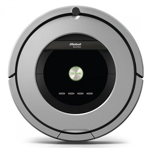 Робот-пылесос iRobot Roomba 886.