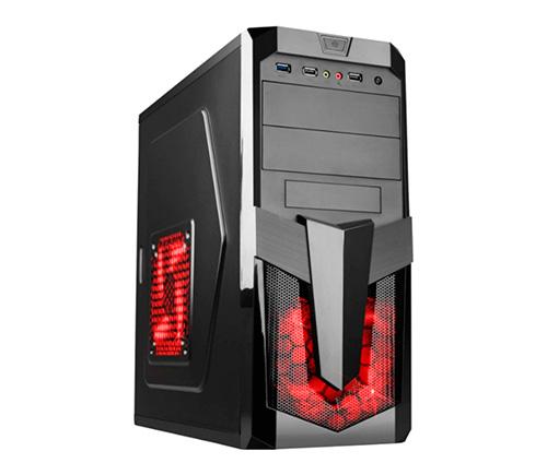Игровой компьютер за 30000 рублей на базе процессора Intel Pentium G4560.