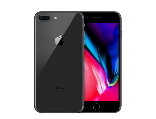 Камерофон Apple iPhone 8 Plus.