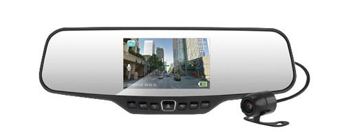 Видеорегистратор встроенный в зеркало Neoline G-tech X23.