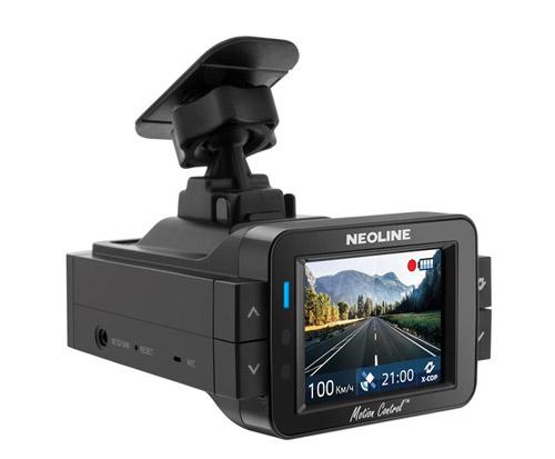 Видеорегистратор с антирадаром Neoline X-COP 9100.