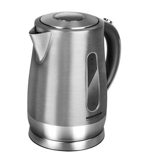 Электрический чайник из металла Redmond M153.