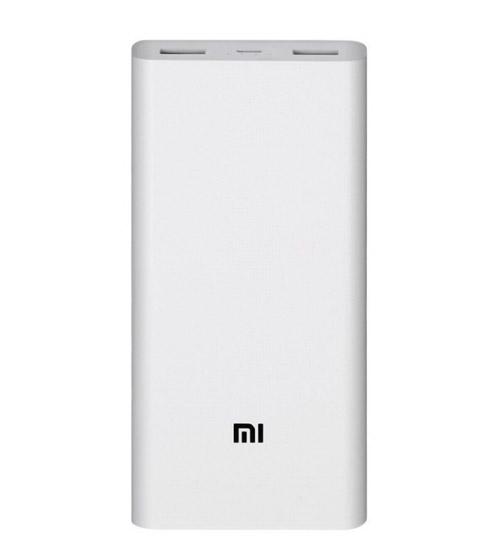 Внешний аккумулятор для планшета Xiaomi Mi Power Bank 2 20000.