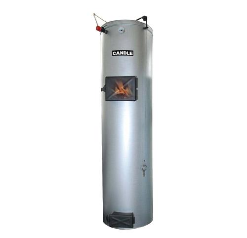 Твердотопливный отопительный котел длительного горения для частного дома Aremikas Candle 20 кВт.