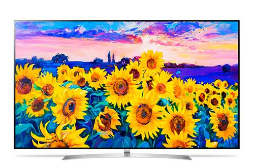 LG OLED55B7V – лучший телевизор LG на 55 дюймов 2018 года.