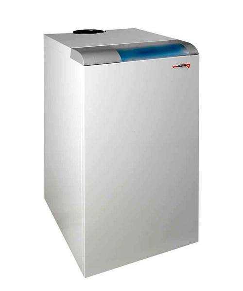 Напольный одноконтурный газовый котел для дома Protherm Медведь 30 KLOM.
