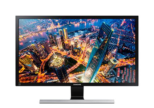 Samsung U28E590D – лучший 4k ЖК-монитор на 28 дюймов 2018 года.