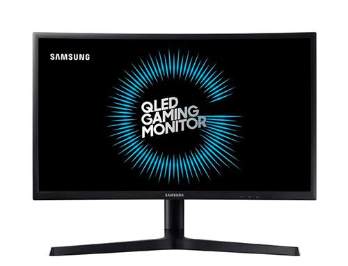 ЖК-монитор на 24 дюйма – Samsung C24FG73FQI.