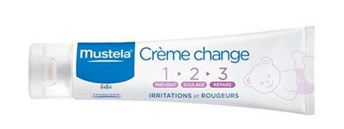 Mustela 1 2 3 – лучший крем под подгузник для новорожденного рейтинга 2020 года.
