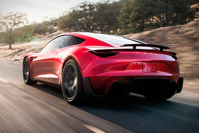 Tesla Roadster, удачи тебе на орбите!