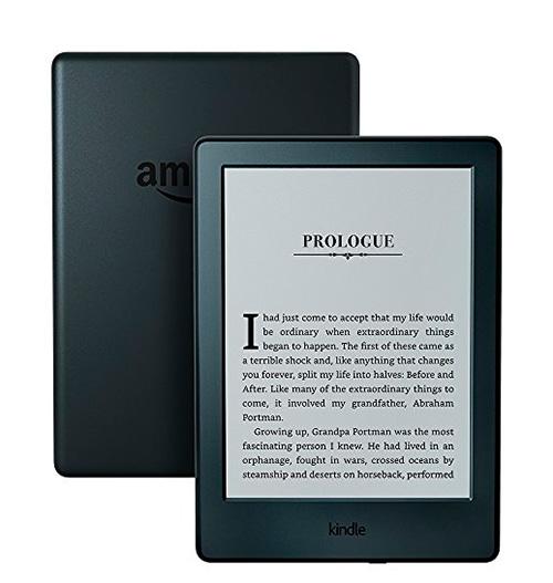 Читалки Amazon Kindle.