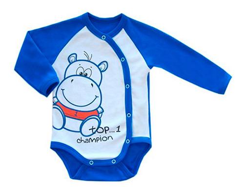 Боди для новорожденного – самая практичная одежда для родителей.
