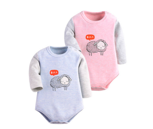 Детское боди – самая удобная одежда для ребенка.