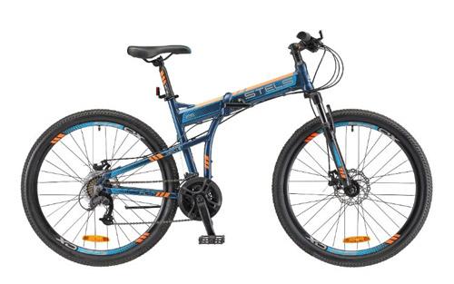 STELS Pilot 950 MD 26 V010 (2018) – лучший горный велосипед рейтинга 2019 года.