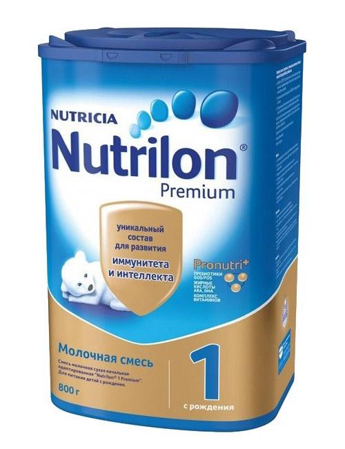 Nutrilon (Nutricia) – лучшие молочные смеси для новорожденных рейтинга 2019 года.
