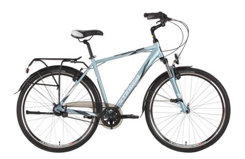 Взрослый велосипед для города Stinger Vancouver STD (2018).