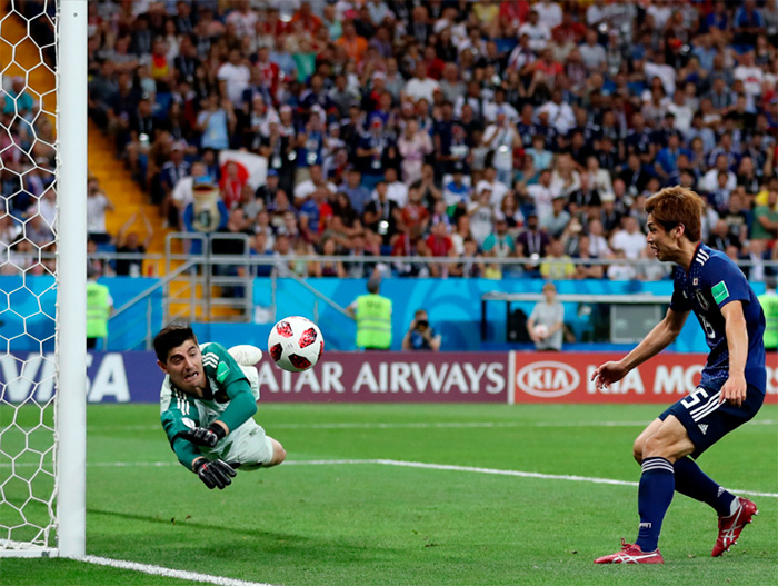 Тибо Куртуа – лучший вратарь чемпионата мира по футболу 2018