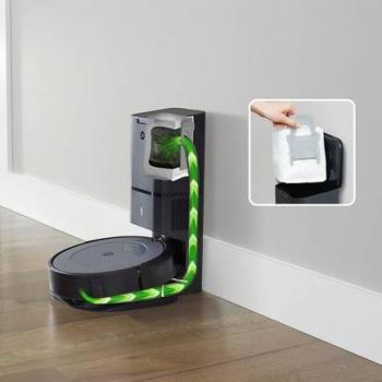 Отличный робот пылесос для сухой уборки iRobot Roomba i3+