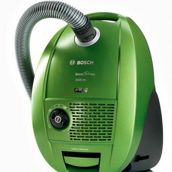 Фильтр Bionic от Bosch – уборка без запаха