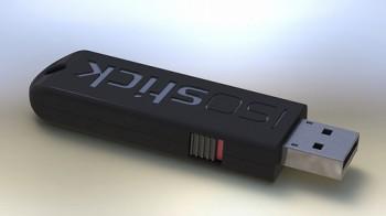Isostik – инновационная флешка от Apple