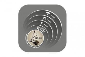 Тихая технология Silent Air Technology от Electrolux