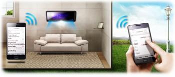 Wi-Fi и сплит-системы Samsung теперь неразлучны