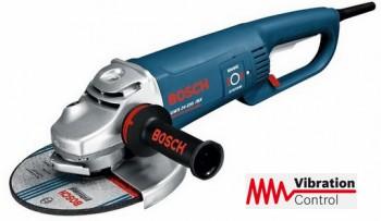 УШМ Bosch и антивибрационная система Vibration Control