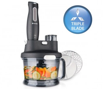 Triple Blade Technology – технология тройного ножа Vitek
