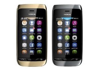 Анонсированы Nokia Asha 308 и 309