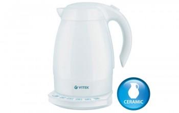 Технология Ceramic – полезные керамические электрочайники от Vitek