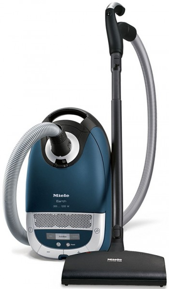 AutoEco – идеальная мощность умного пылесоса Miele