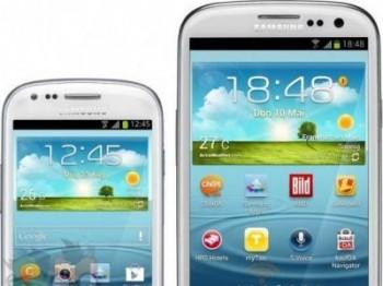 Samsung представила Mini-версию смартфона Galaxy S III