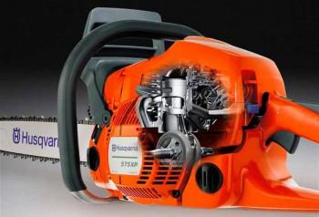 Совершенно новый двигатель X-Torq Husqvarna