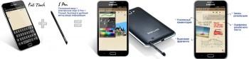 Электронное перо S Pen для мобильника Samsung