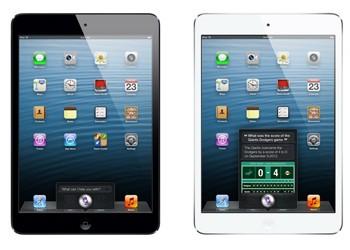 Apple открыла продажу планшета iPad mini