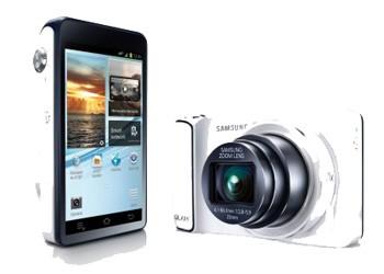 В России начались продажи фотокамеры Samsung GALAXY Camera