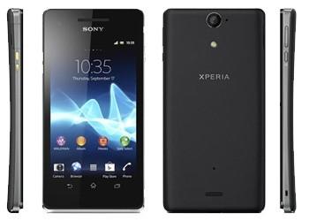Открыт предзаказ смартфона Sony Xperia  V