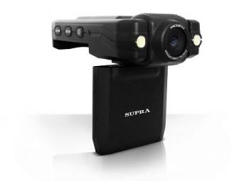 Автомобильный видеорегистратор Supra SCR-680