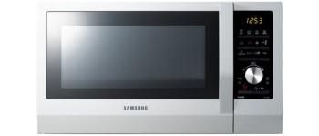 Пароварка Steam Cook внутри микроволновых печей Samsung