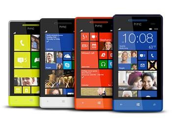 Смартфон HTC Windows Phone 8S поступит в продажу 10 декабря