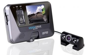Автомобильный видеорегистратор Visiondrive VD-7000W
