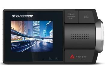GPS-видеорегистратор D-Vision DVR80G