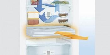 Изоляционная панель Vario сэкономит бюджет, если холодильник заполнен частично
