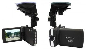 Автомобильный видеорегистратор teXet DVR-580FHD