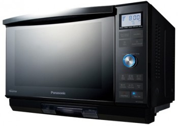 Микроволновки Panasonic с технологией Flat & Wide практичнее СВЧ с поворотным столом