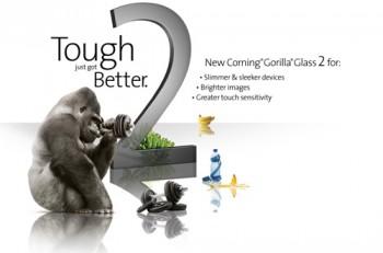 Gorilla Glass 2 – еще прочнее и тоньше